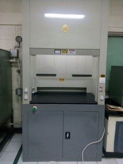 Fume Hood Pt Lab Technologi Indonesia