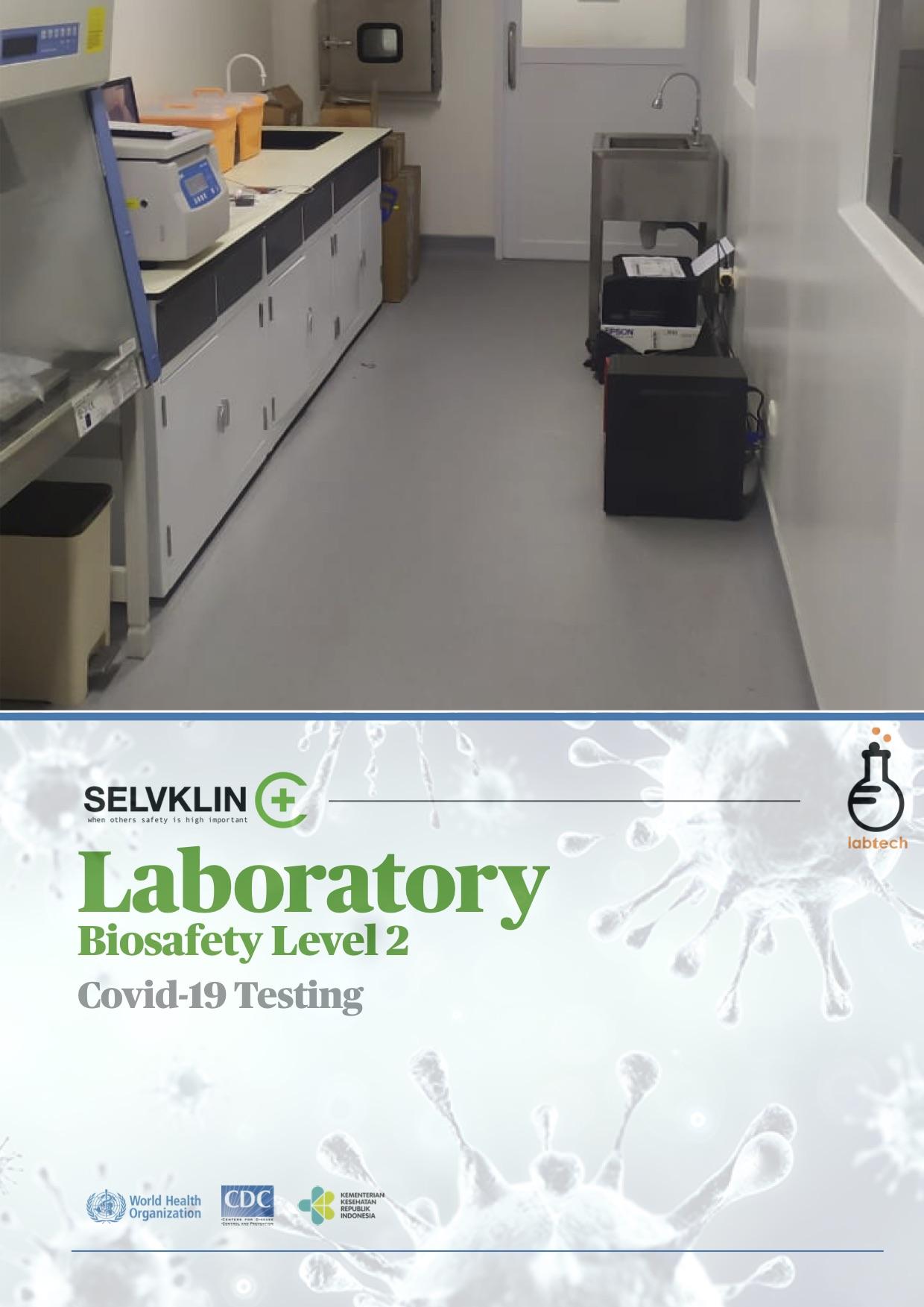 Laboratorium BSL 2