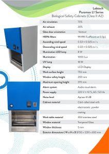 biosafety cabinet suppliers