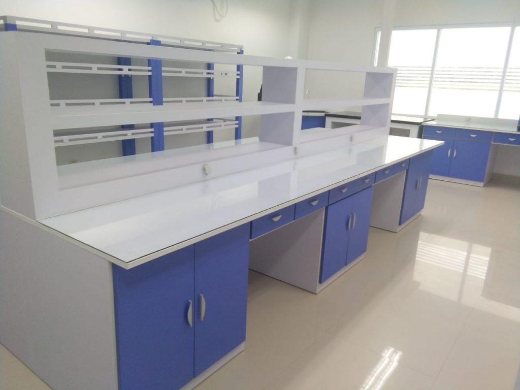 jual furniture laboratorium