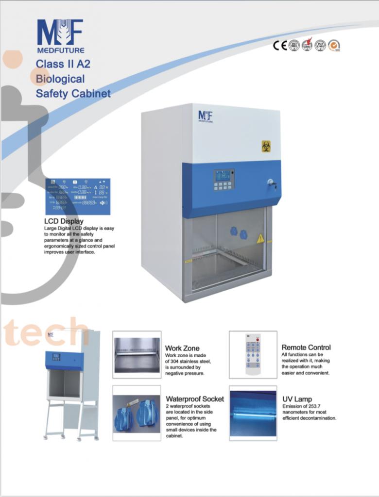 distributor biosafety cabinet