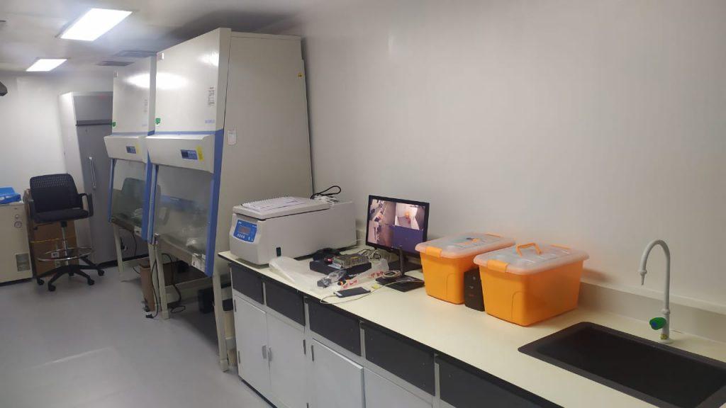 Kontraktor Lab Covid-19