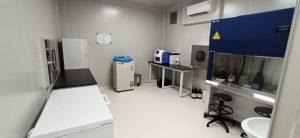 Kontraktor Laboratorium BSL 2